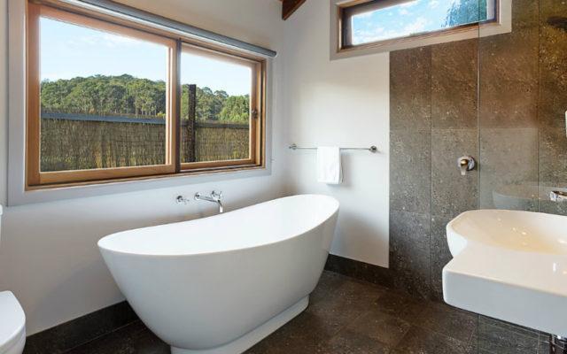 Glamping Bathroom Tanja Lagoon Camp