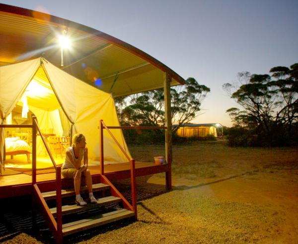 Gawler Ranges Safaris Glamping