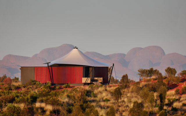 Luxury Glamping Northern Territory