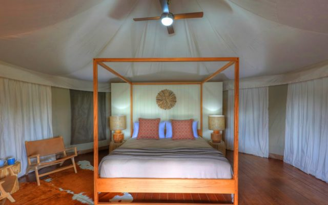 River Shore Resort Glamping luxury