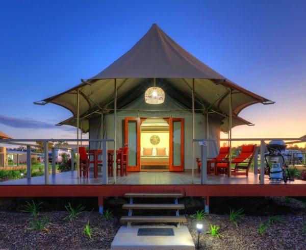 River Shore Resort Glamping and Camping