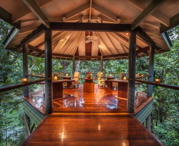Silky Oaks Lodge Glamping