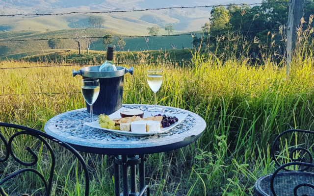The Ridge Glamping experience