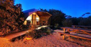 Cape Conran Camping options