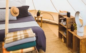 cosy tents glamping victoria