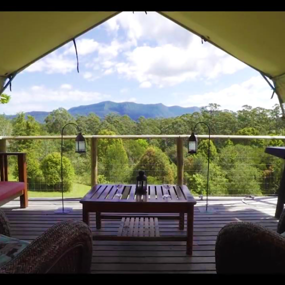 Glamping Byron Bay NSW