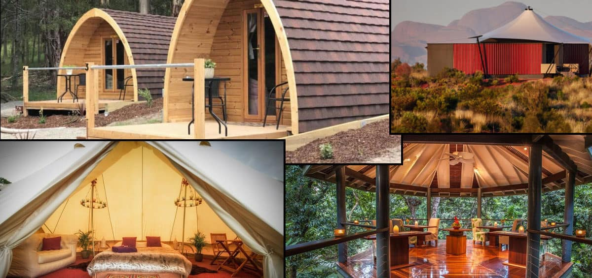 Most Common Glamping Tents